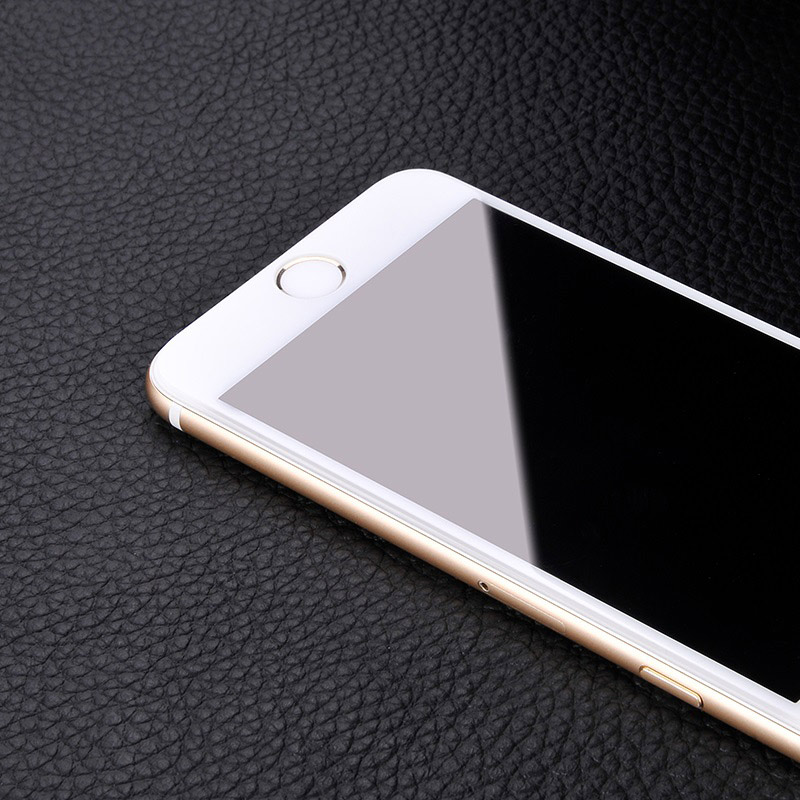borofone bf1 gentouch 3d full screen glass protector for iphone 7 8 smooth