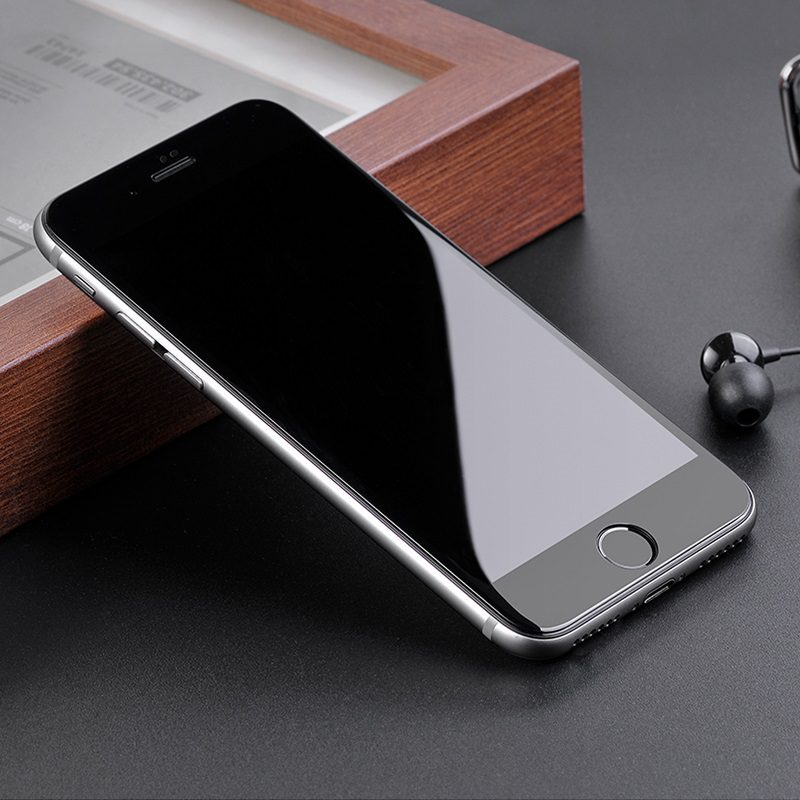 borofone bf2 freetouch 2.5d tempered glass screen protector for iphone 7 8 film