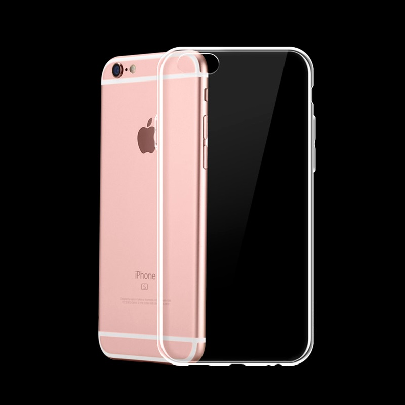 borofone bi1 icrystal protective case iphone 6 6s clear