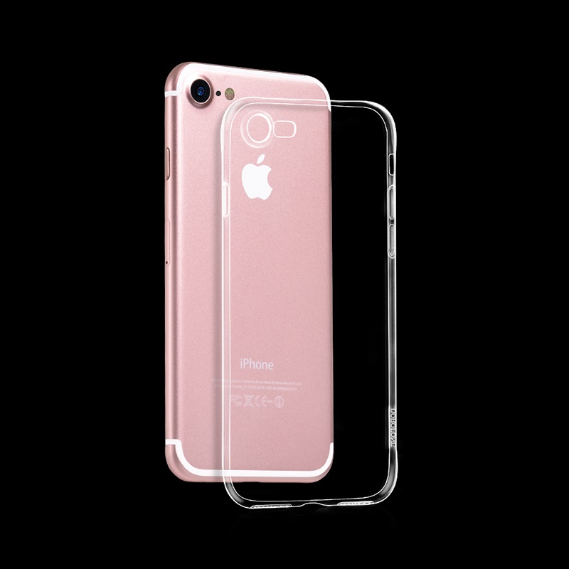 borofone bi1 icrystal protective case iphone 7 8 clear