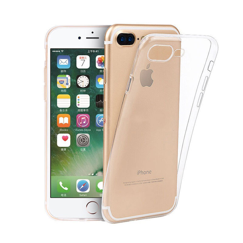 borofone bi1 icrystal protective case iphone 7 plus 8 plus flexible