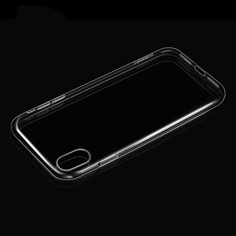borofone bi1 icrystal protective case iphone x holes