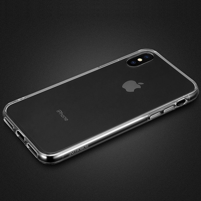 borofone bi1 icrystal protective case iphone x thin