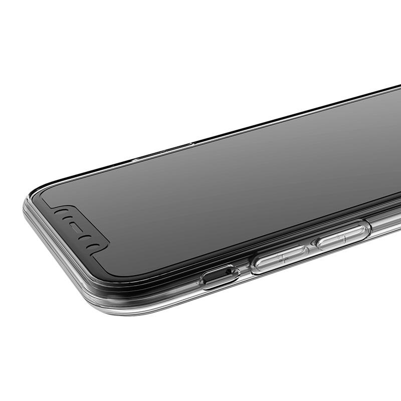 borofone bi1 icrystal protective case iphone x xs xr xs max keys