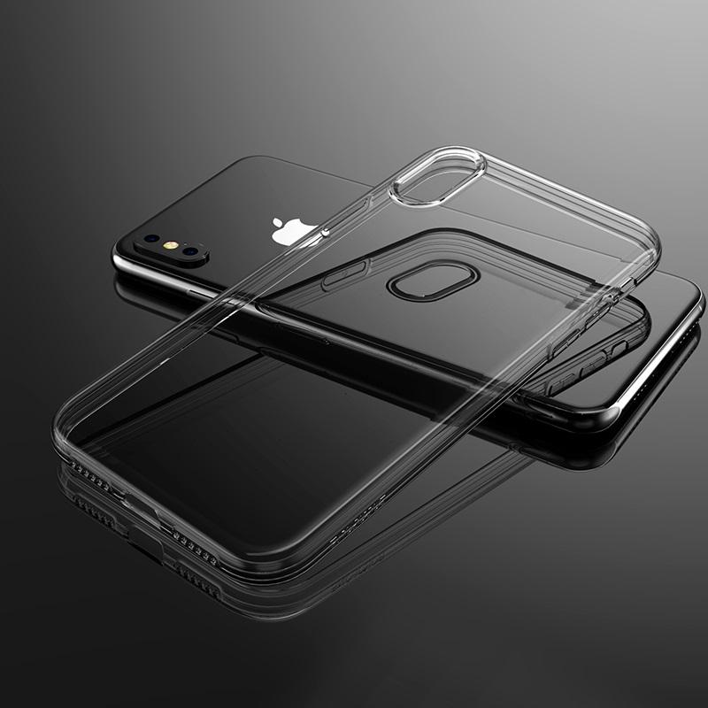 borofone bi1 icrystal protective case iphone x xs xr xs max thin