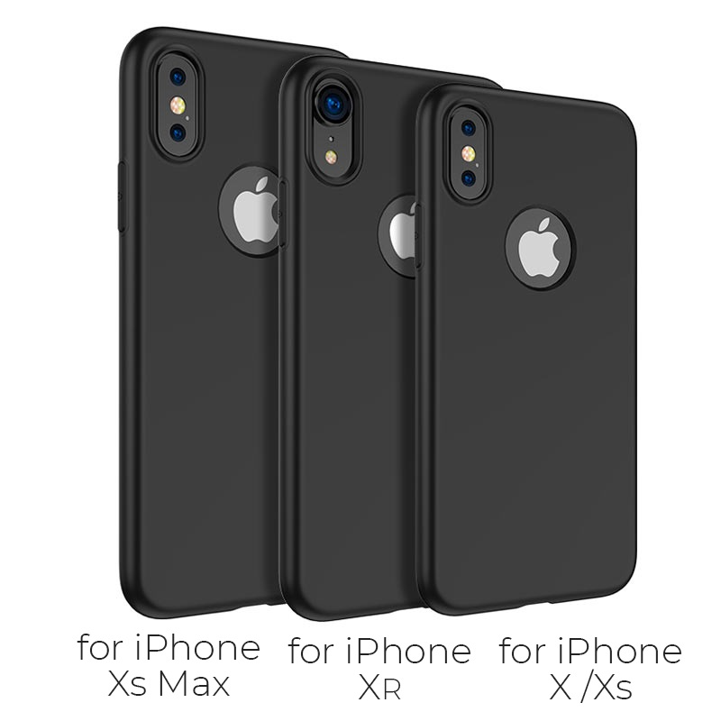 borofone bi2 genfeel protective case iphone x xs xr xs max models