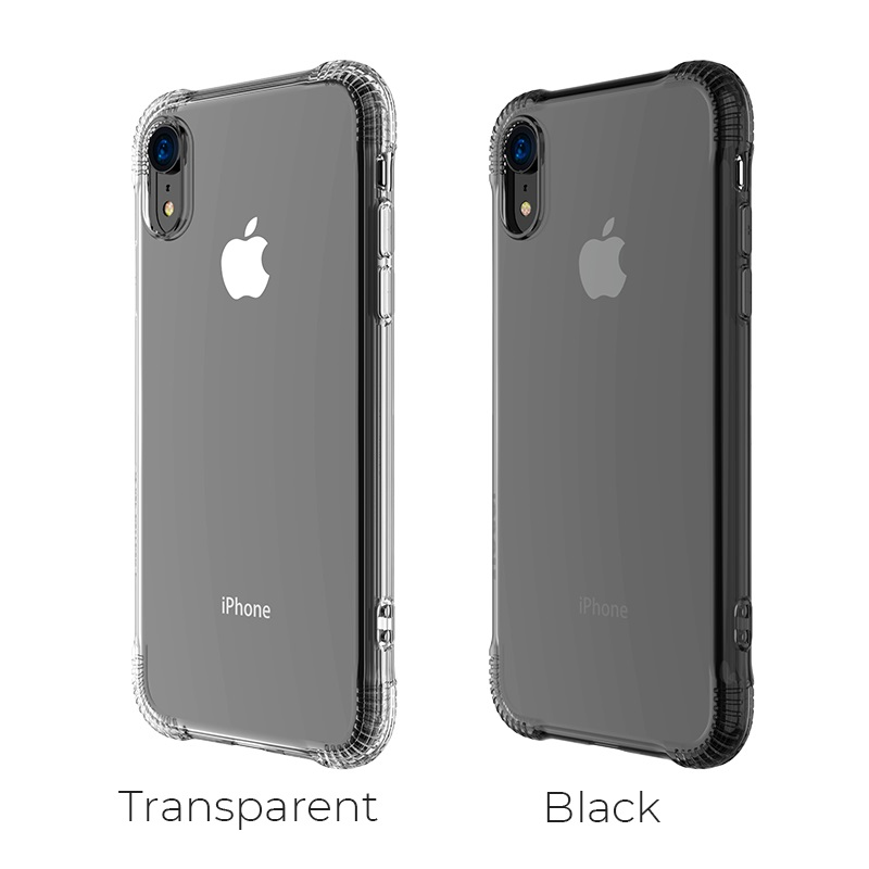 borofone bi3 safer shockproof protective case iphone x xs xr xs max colors
