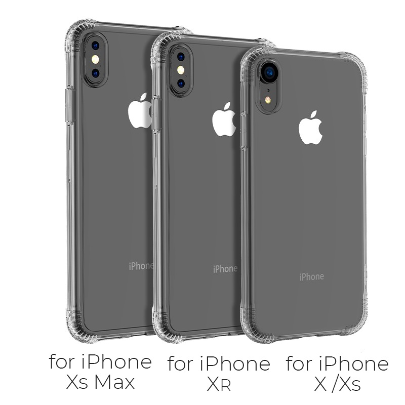 borofone bi3 safer shockproof protective case iphone x xs xr xs max models