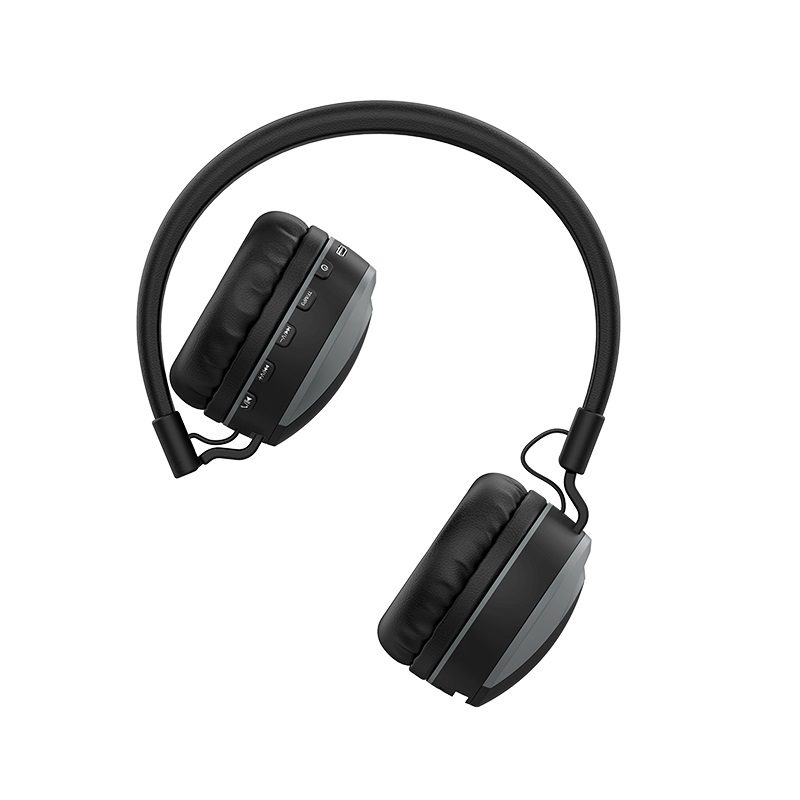borofone bo3 rhyme wireless headset folded