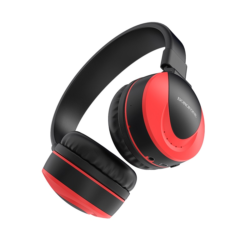 borofone bo3 rhyme wireless headset ports