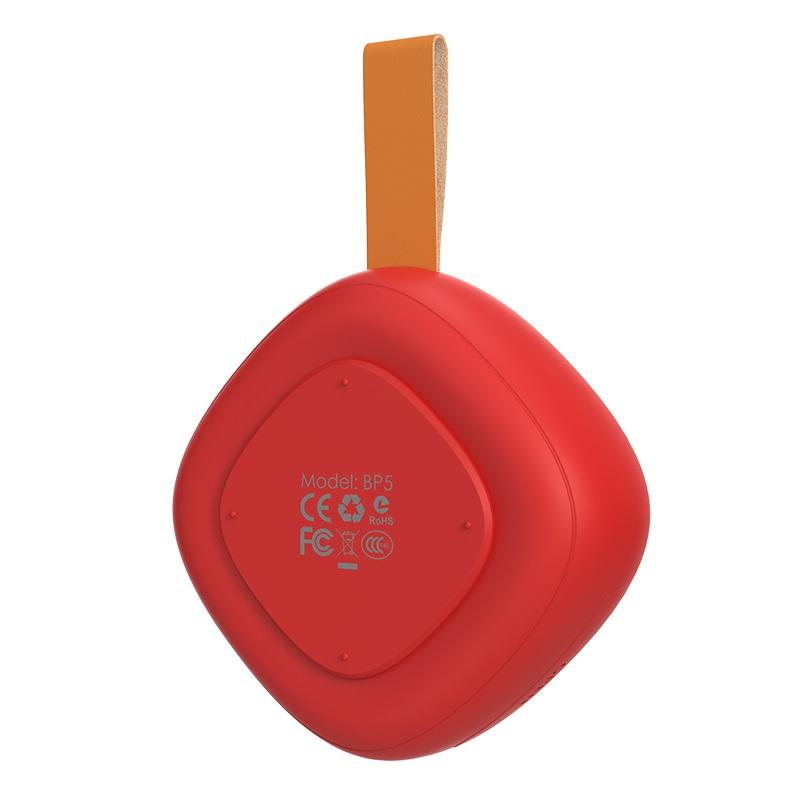 borofone bp5 cool sports wireless speaker back