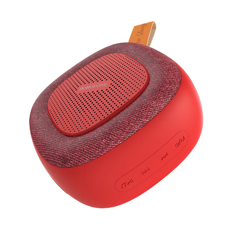 borofone bp5 cool sports wireless speaker buttons