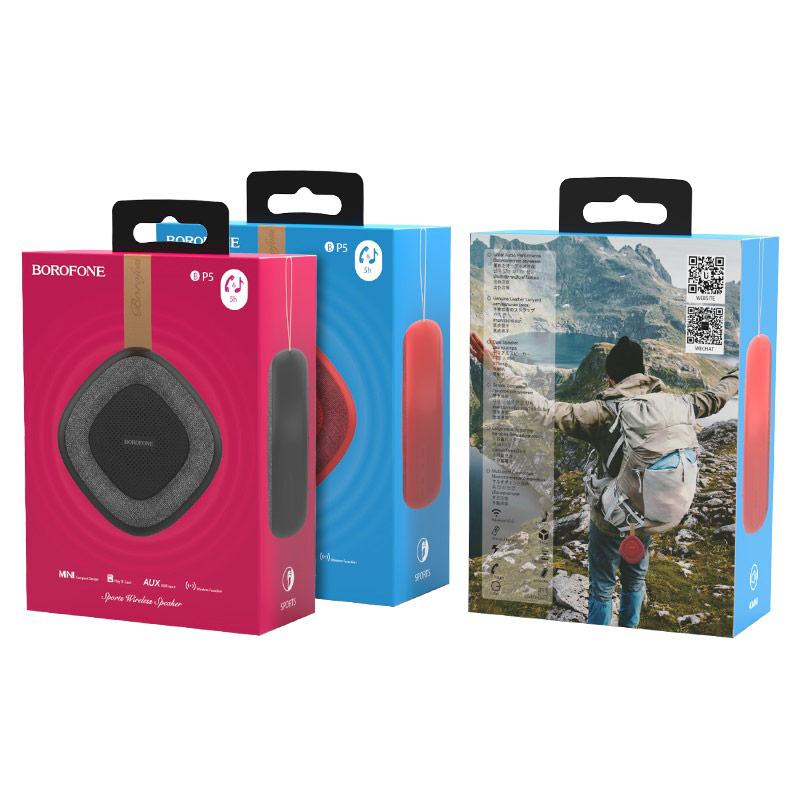 borofone bp5 cool sports wireless speaker packages