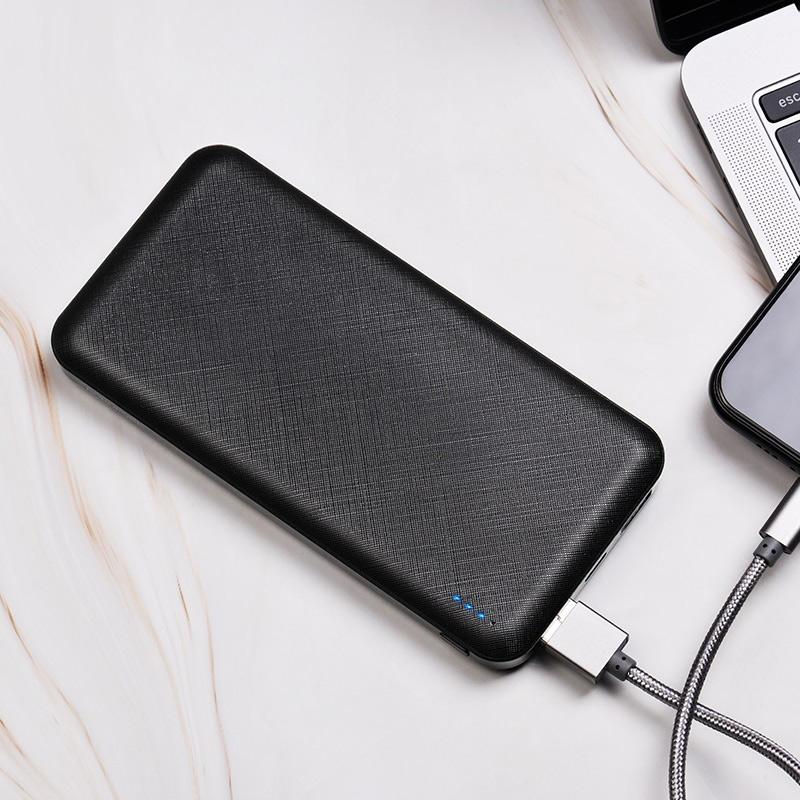 borofone bt20 powerful mobile power bank 10000mah charging