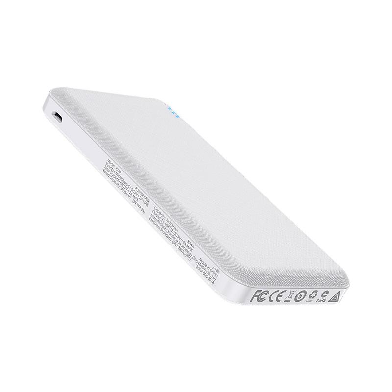 borofone bt20 powerful mobile power bank 10000mah specs