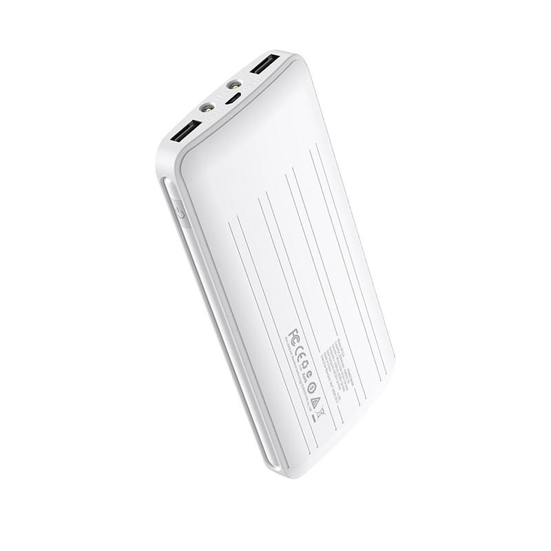 borofone bt21a universal energy mobile power bank 20000mah specs