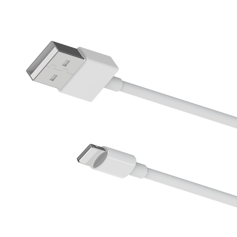 borofone bx22 bloom charging data cable for lightning wire
