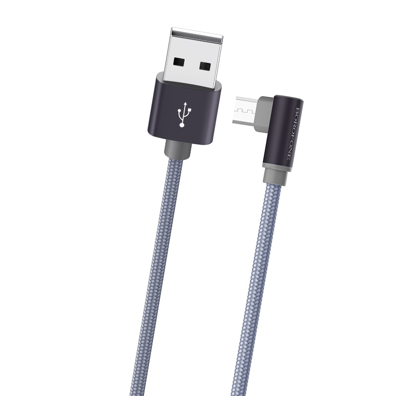borofone bx26 express charging data cable for micro usb wire