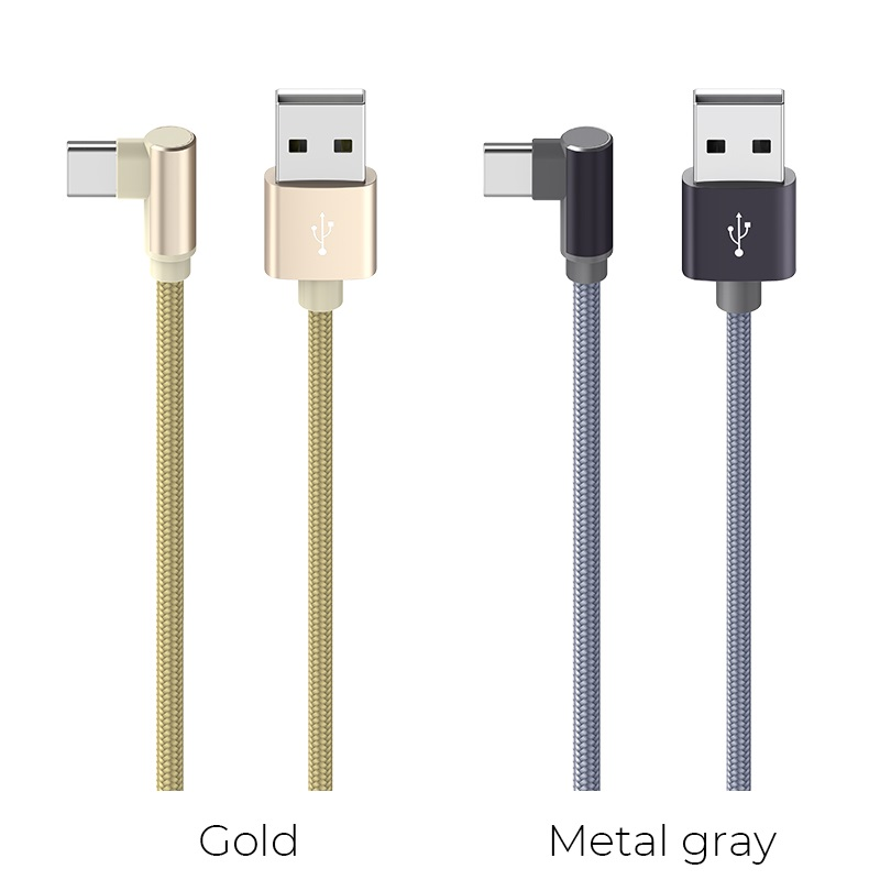 borofone bx26 express charging data cable for usb c colors