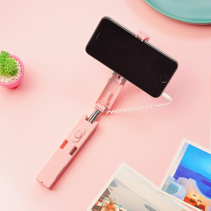 Selfie Stick By3 3 5mm Wired Remote