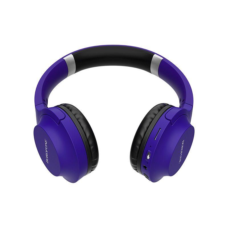 borofone bo6 poise rhyme wireless headphones