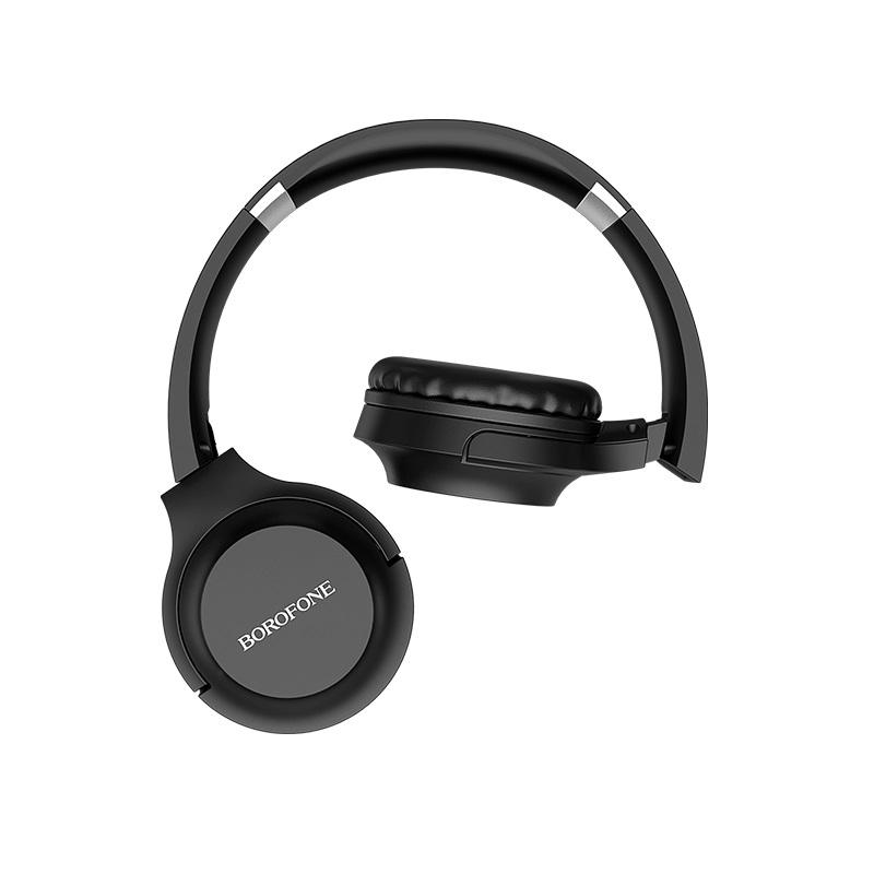 borofone bo6 poise rhyme wireless headphones foldable