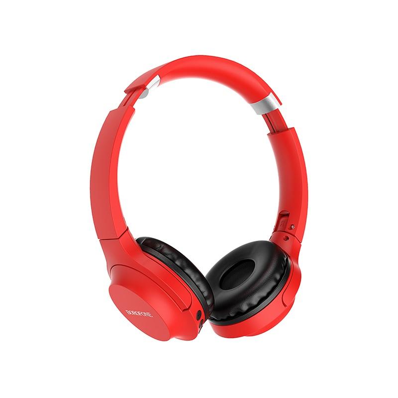 borofone bo6 poise rhyme wireless headphones headbeam