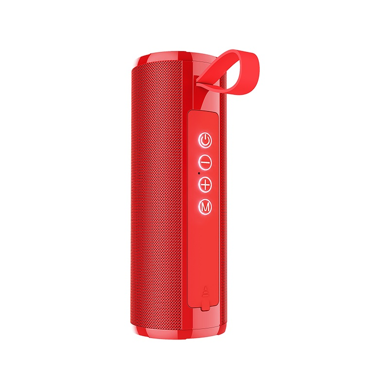 borofone br1 beyond sportive wireless speaker buttons