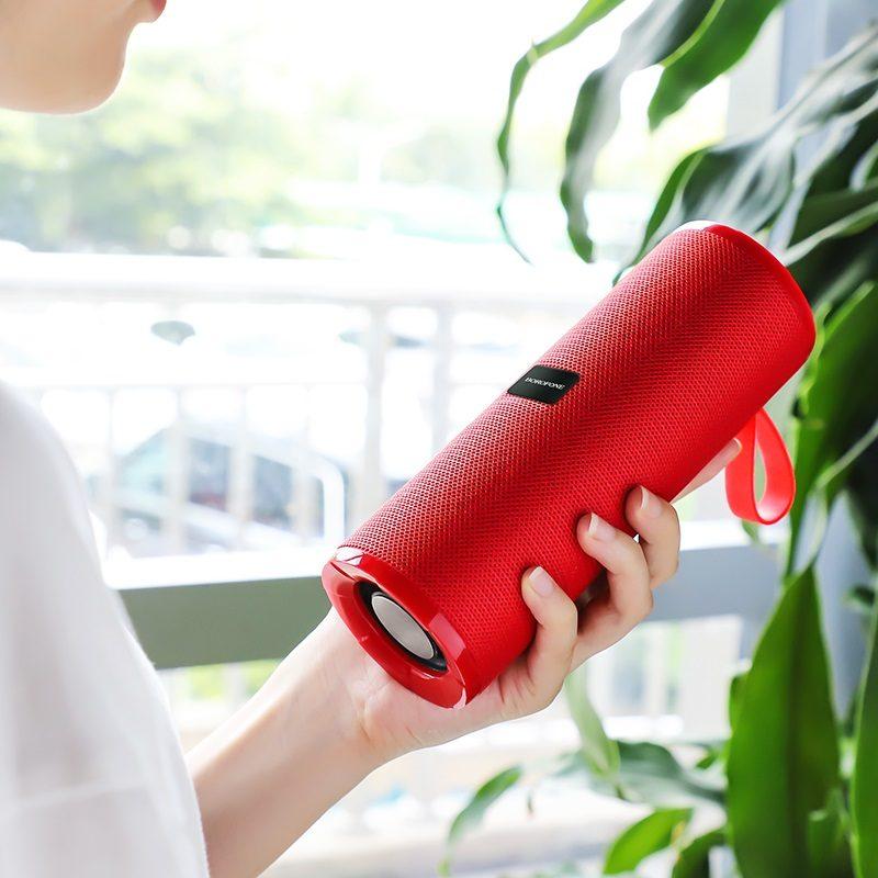 borofone br1 beyond sportive wireless speaker portable