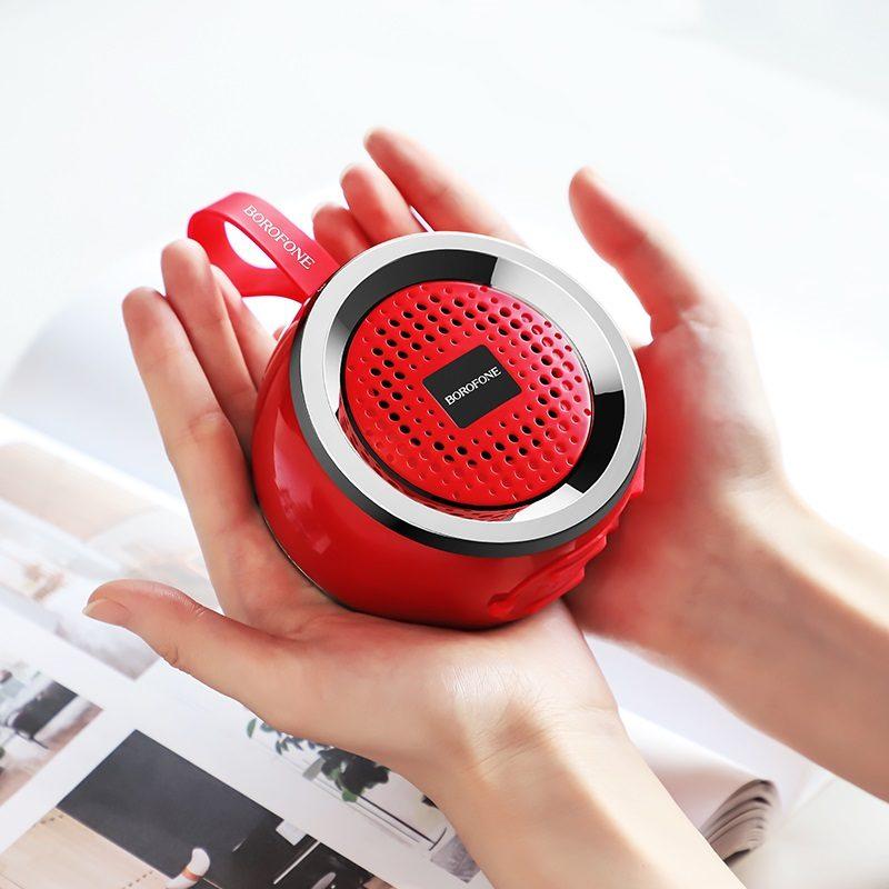 borofone br2 aurora sports wireless speaker interior