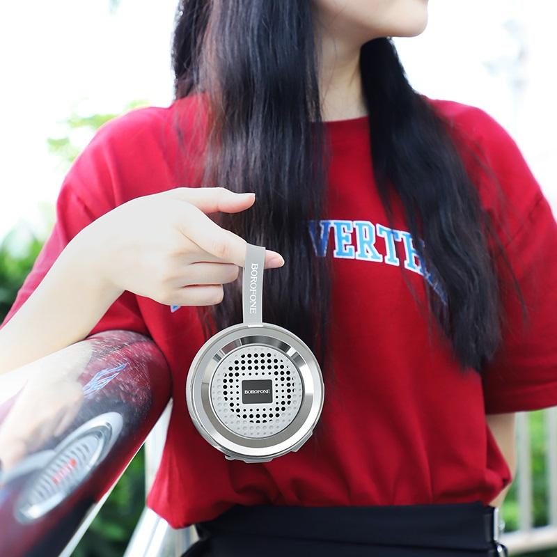 borofone br2 aurora sports wireless speaker portable