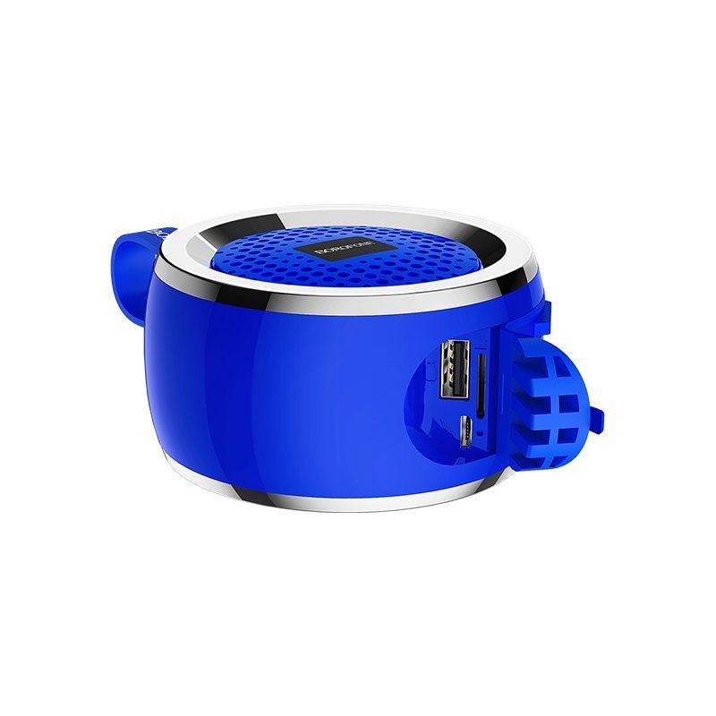 borofone br2 aurora sports wireless speaker ports