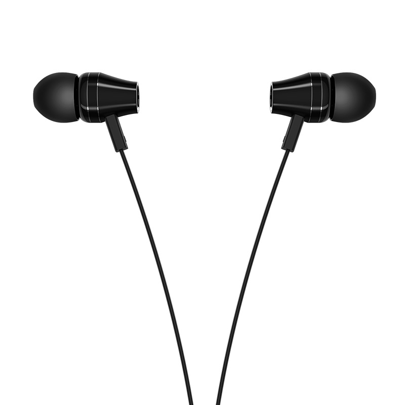borofone bm38 bright sound universal earphones with mic