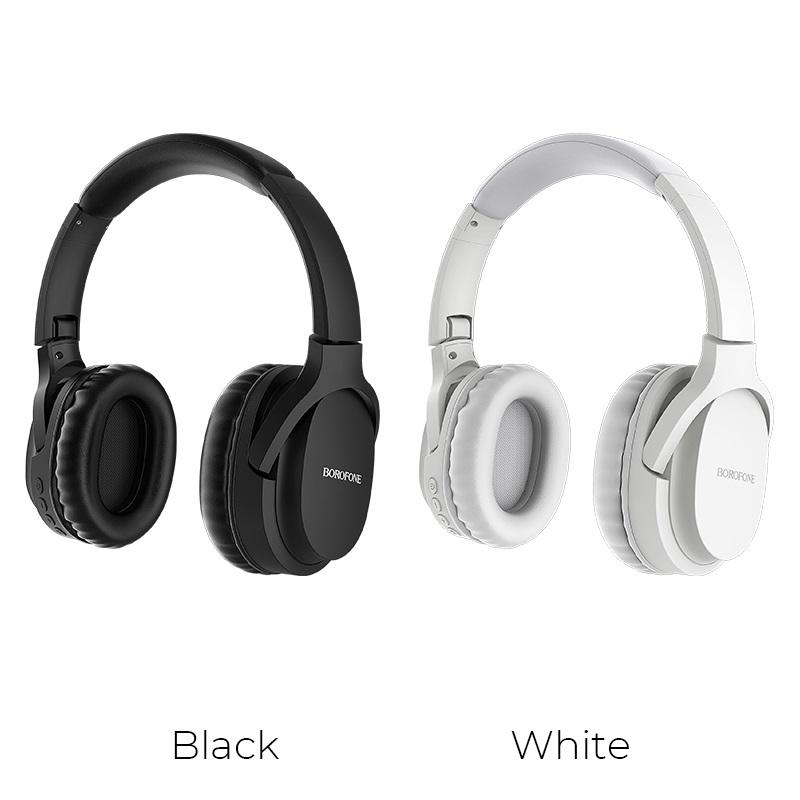 borofone bo7 broad sound wireless headphones colors