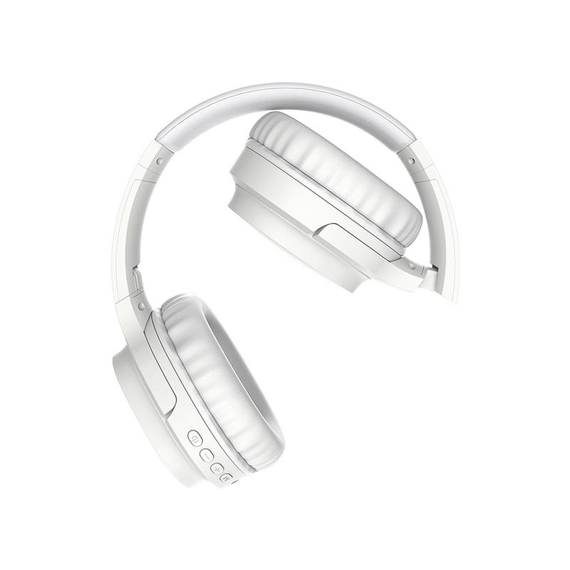 borofone bo7 broad sound wireless headphones foldable