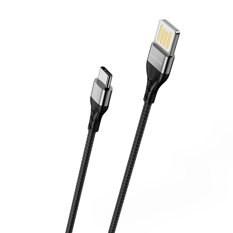 borofone bu11 tasteful charging data cable type c wire