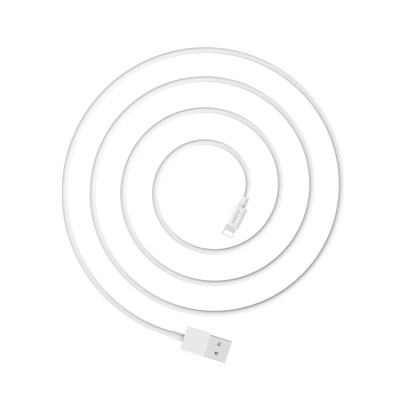 borofone bx3 skilled charging data cable for lightning canned package flexible