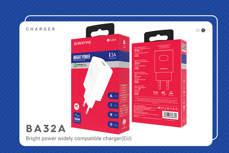 borofone news a series charging adapters collection ba32a en