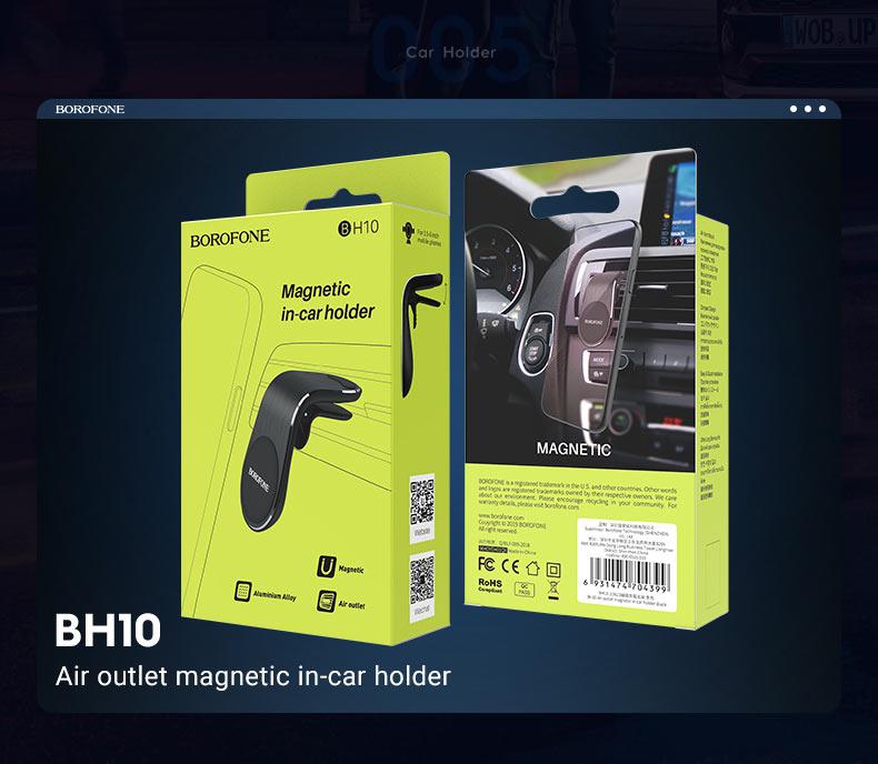 borofone news h series in car holders bh10 en