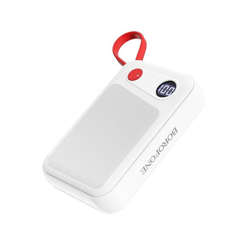borofone bt24 quick power mobile power bank 10000mah display