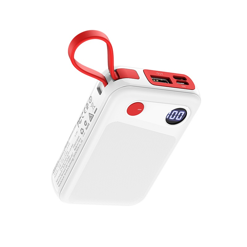 borofone bt24 quick power mobile power bank 10000mah specs