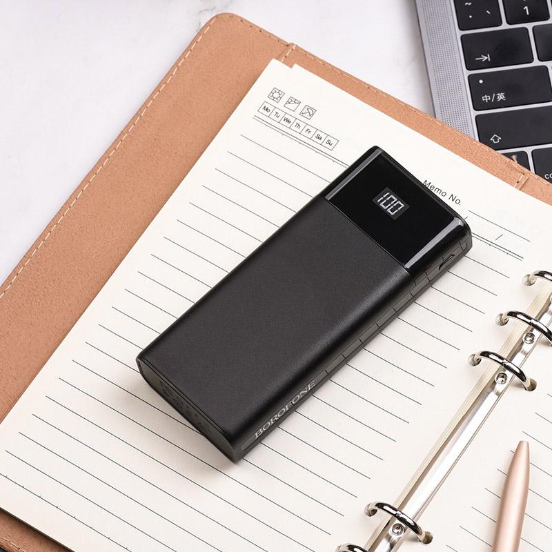 borofone bt25 high power mobile power bank 10000 mAh portable