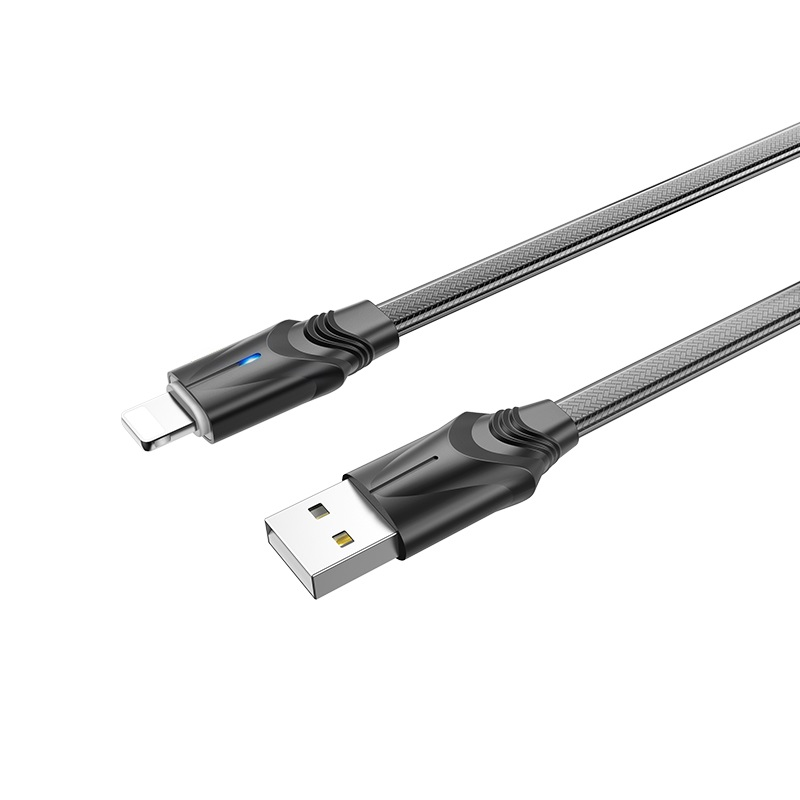 borofone bu12 synergy charging data cable for lightning connectors
