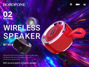 BOROFONE BR2 Aurora wireless speaker
