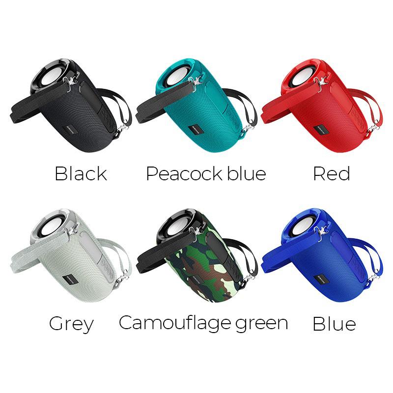 borofone br4 horizon sports wireless speaker colors
