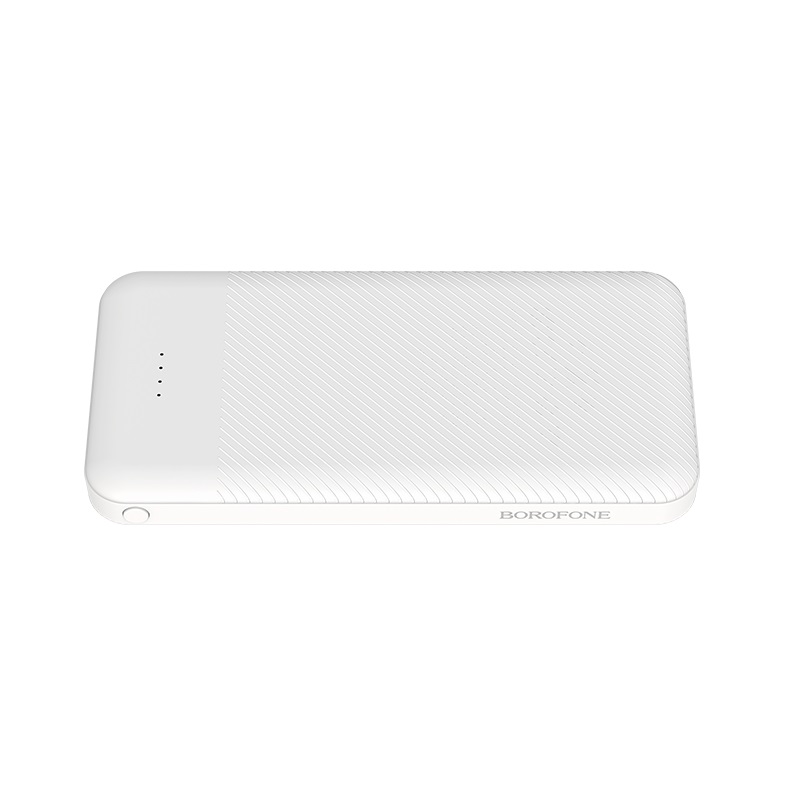 borofone bt27 sea power mobile power bank 10000mah button