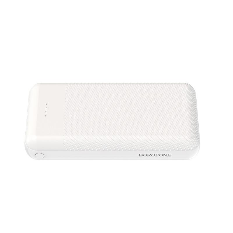 borofone bt27a sea power портативный аккумулятор 20000мач кнопки