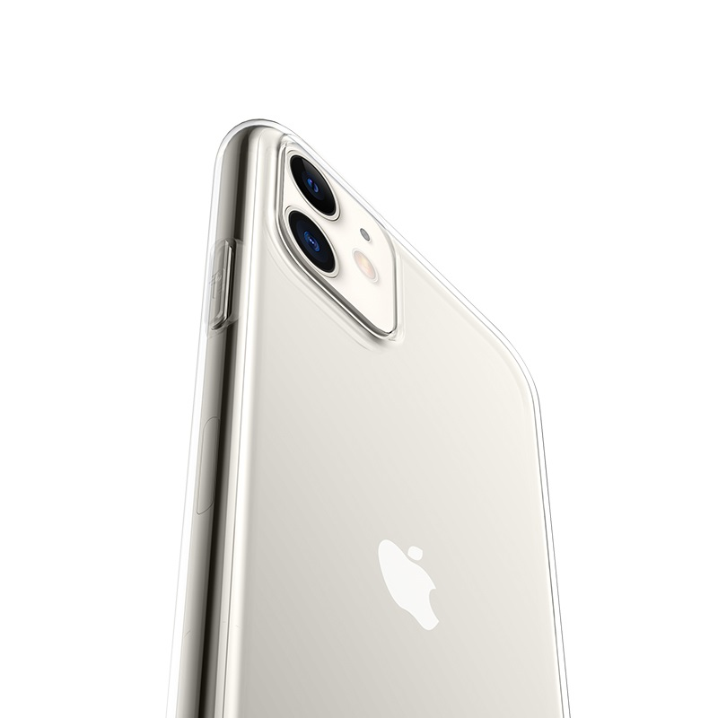 borofone ice series bi4 чехол для телефона для iphone 11 камера