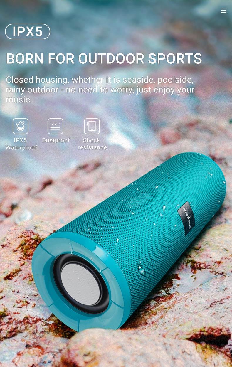 borofone news br1 beyond sportive wireless speaker outdoor en