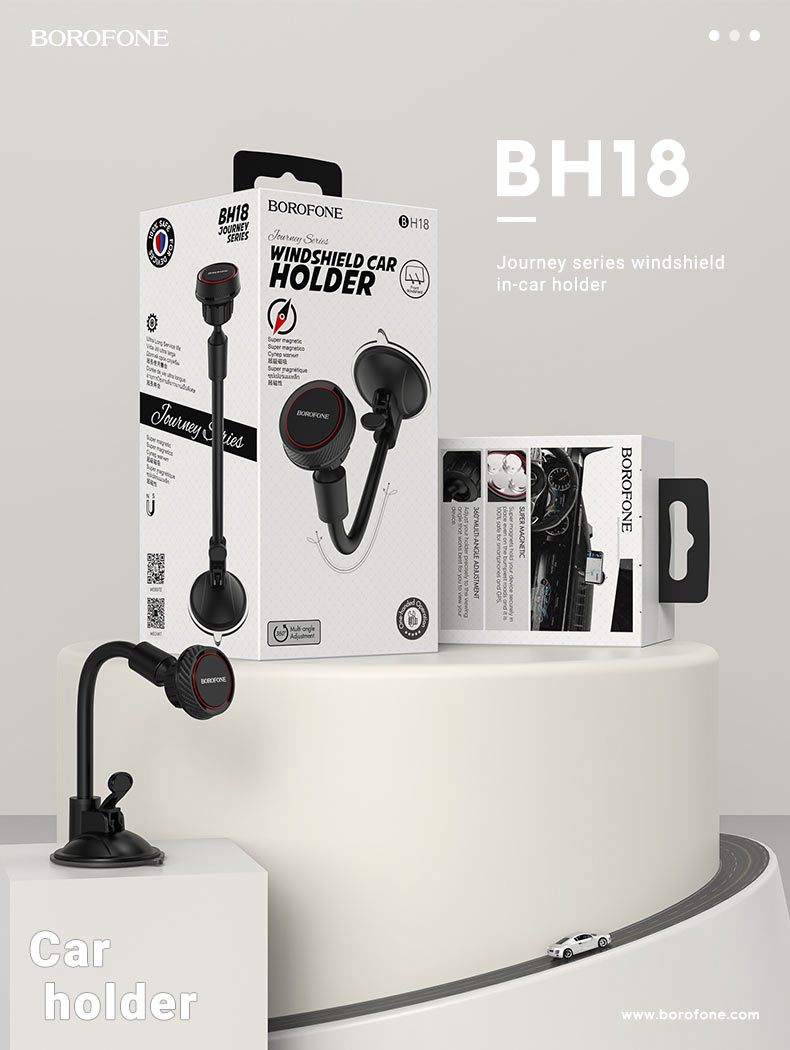 borofone news in car chargers h series bh18 en